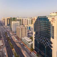 Crowne Plaza Abu Dhabi
