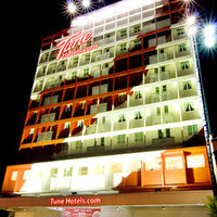 Tune Hotel - George Town Penang