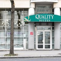 Quality Suites Bercy Bibliothèque by HappyCulture