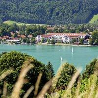 Althoff See Überfahrt