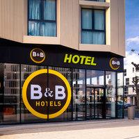B&B Hotel Bordeaux Centre Begles