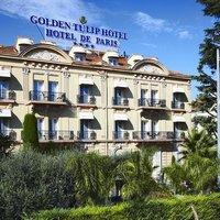Golden Tulip Cannes - Hôtel de Paris