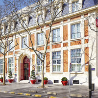 Courtyard Hotel by Marriott Paris Boulogne