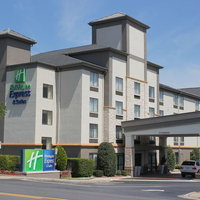 Holiday Inn Express & Suites Charlotte Concord I-85